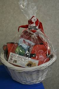 Camp Bow Wow  Westlake donated a grrrreat basket of goodies!