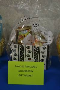 Thank you Paws & Pancakes of Vermilion for this yummy basket!